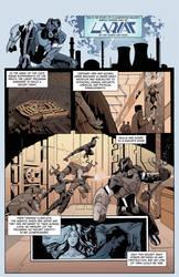 The Lariat Origin Story by MaxAlanFuchs