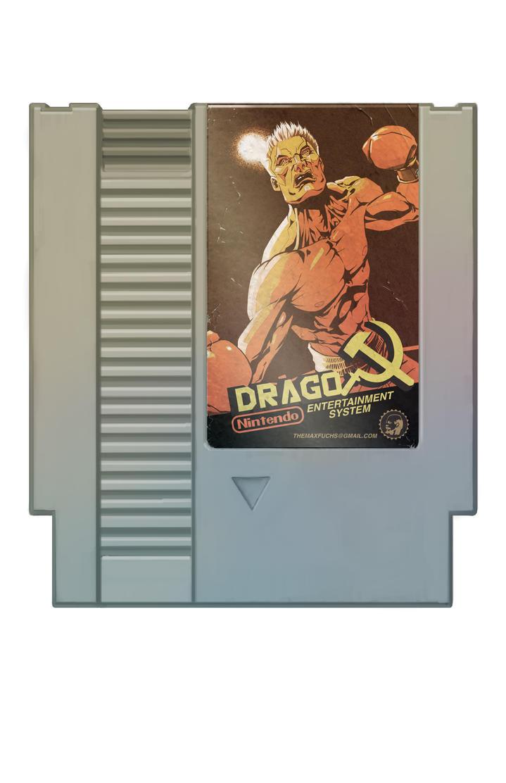 Drago NES Variant by MaxAlanFuchs