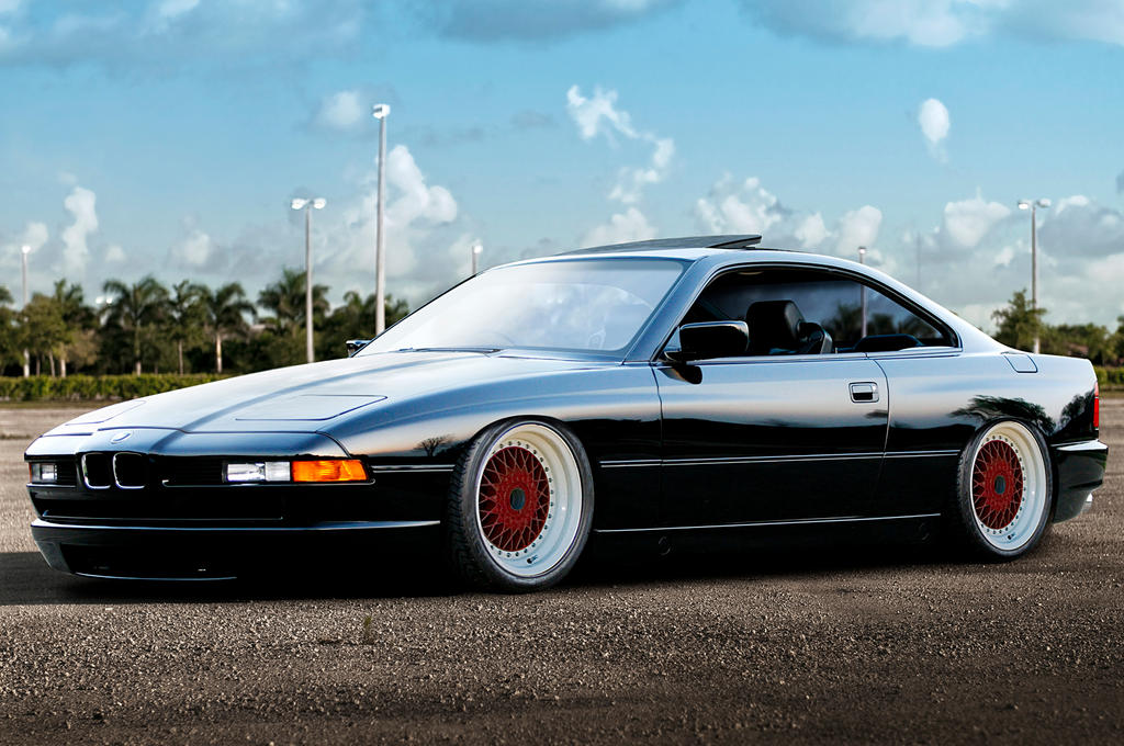 BMW 8-series - QUICK by JensTrio on DeviantArt