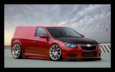 Chevrolet Cruze by JensTrio