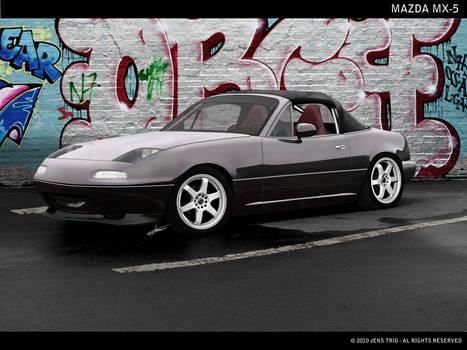 'Miata' - Mazda mx-5