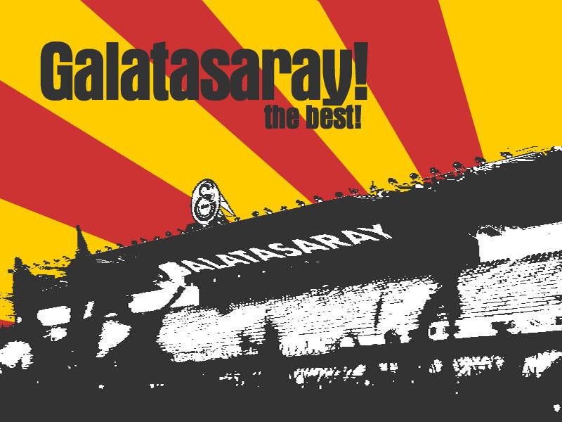 Galatasaray Masaüstü Resimleri - GS Wallpaper PopArt_Galatasaray_by_SoKaRCa