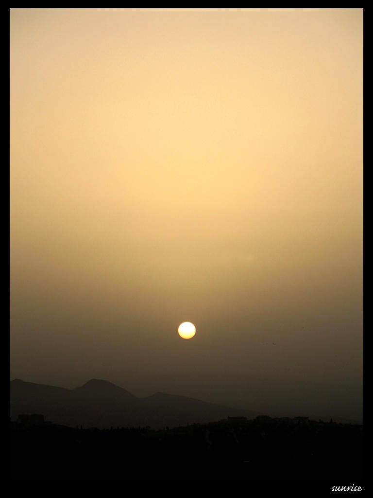 sunrise.. by SoKaRCa