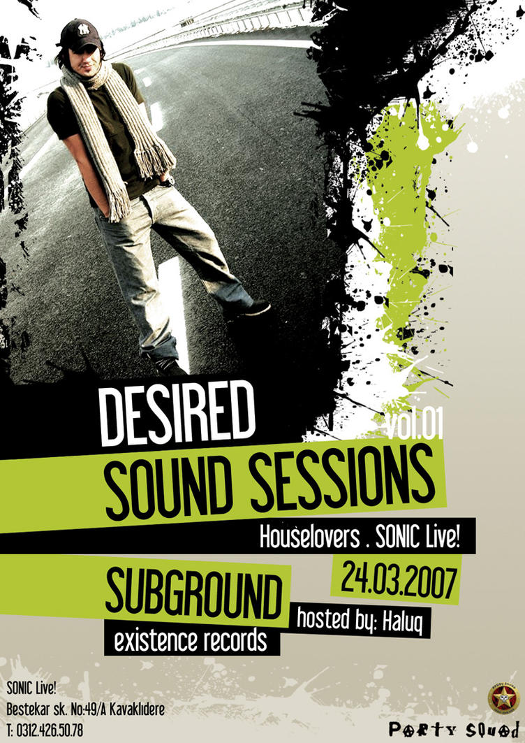 Desired Sound Sessions - vol01 by SoKaRCa
