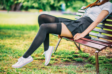 Park bench ZR
