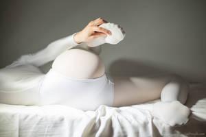 White Leotard Test S1 #6