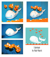 FailWhale Plush by Mad-March