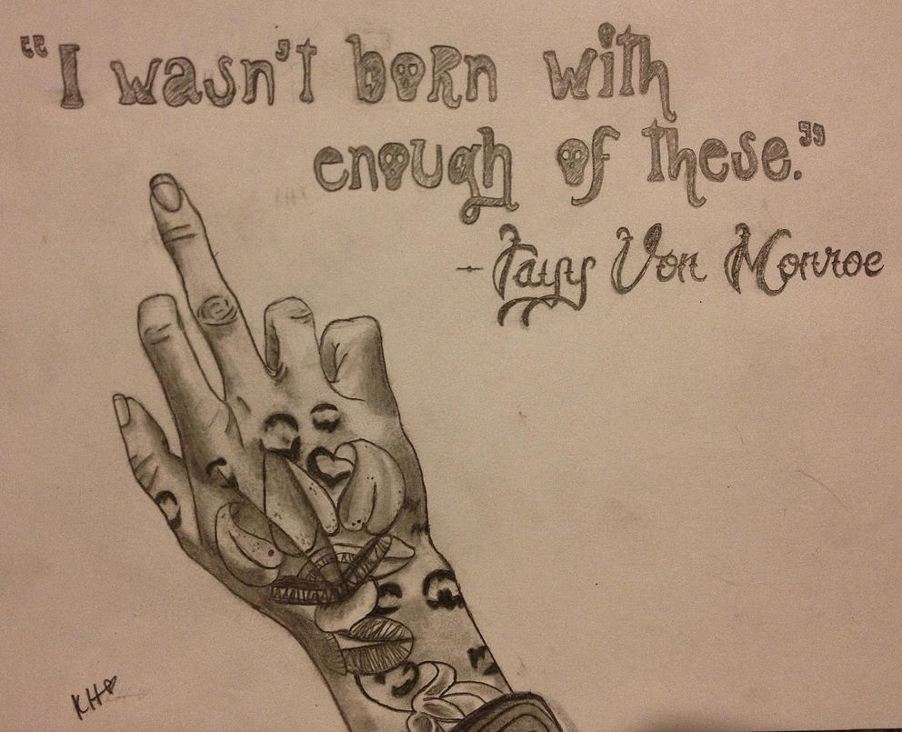 Jayy Von Monroe Quote by bewitchedgirl
