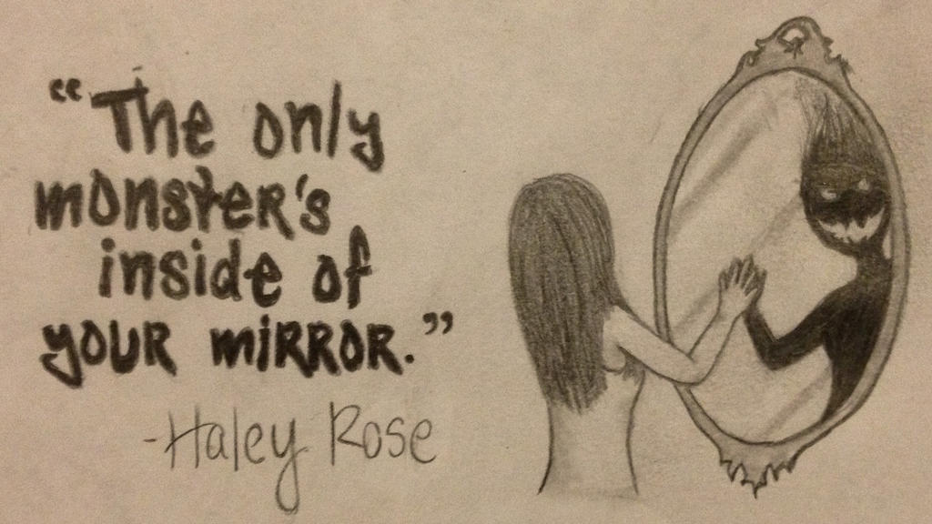 D Line Drawings Quotes : Haley rose quote by bewitchedgirl on deviantart