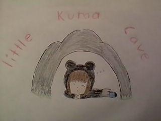 little kuma's cave  by Dolores15martinez16