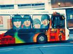 Beatles Bus in Liverpool