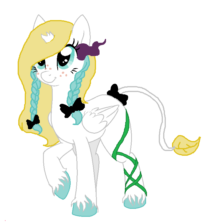 Mlp Mare Base Ms Paint Friendly By Furreon-d7c8 By