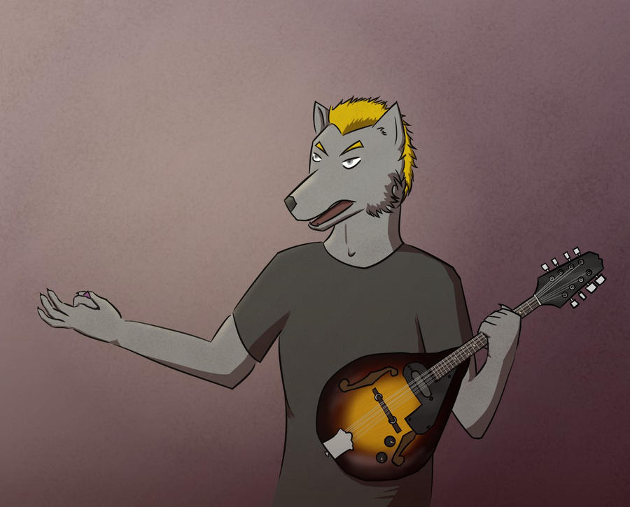 Can't you see I'm jammin?! by Wojowy