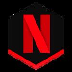 Netflix honeycomb icon