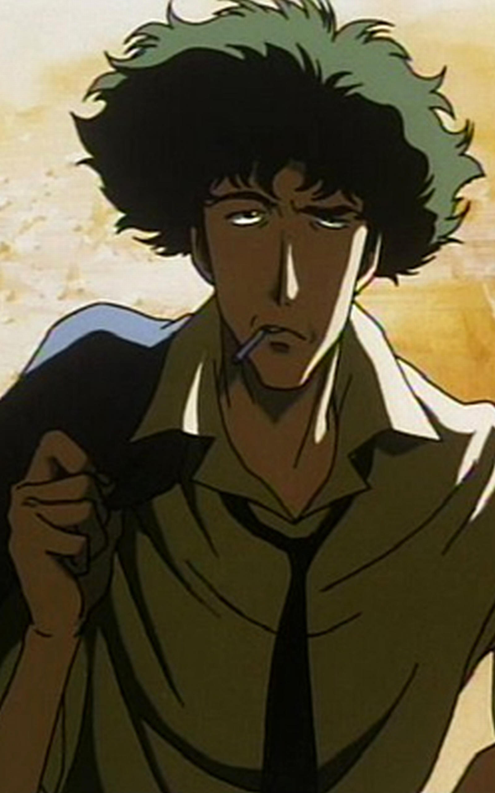 spike spiegel how tall