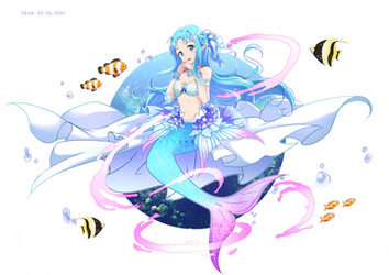 Asuna  Fairy Tale Princess Story