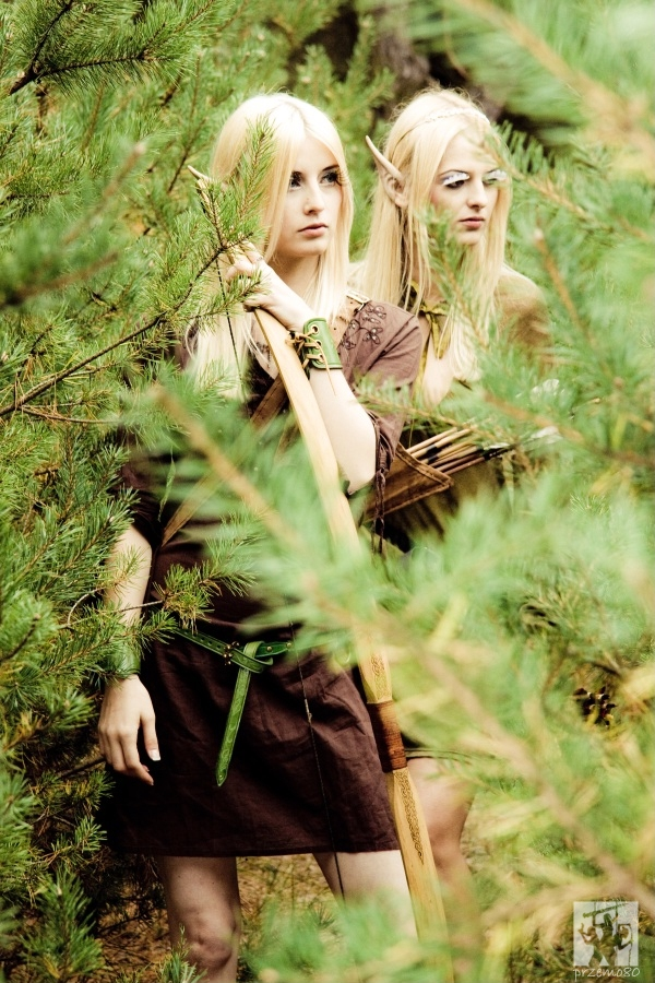 forest elf and the - photo #15