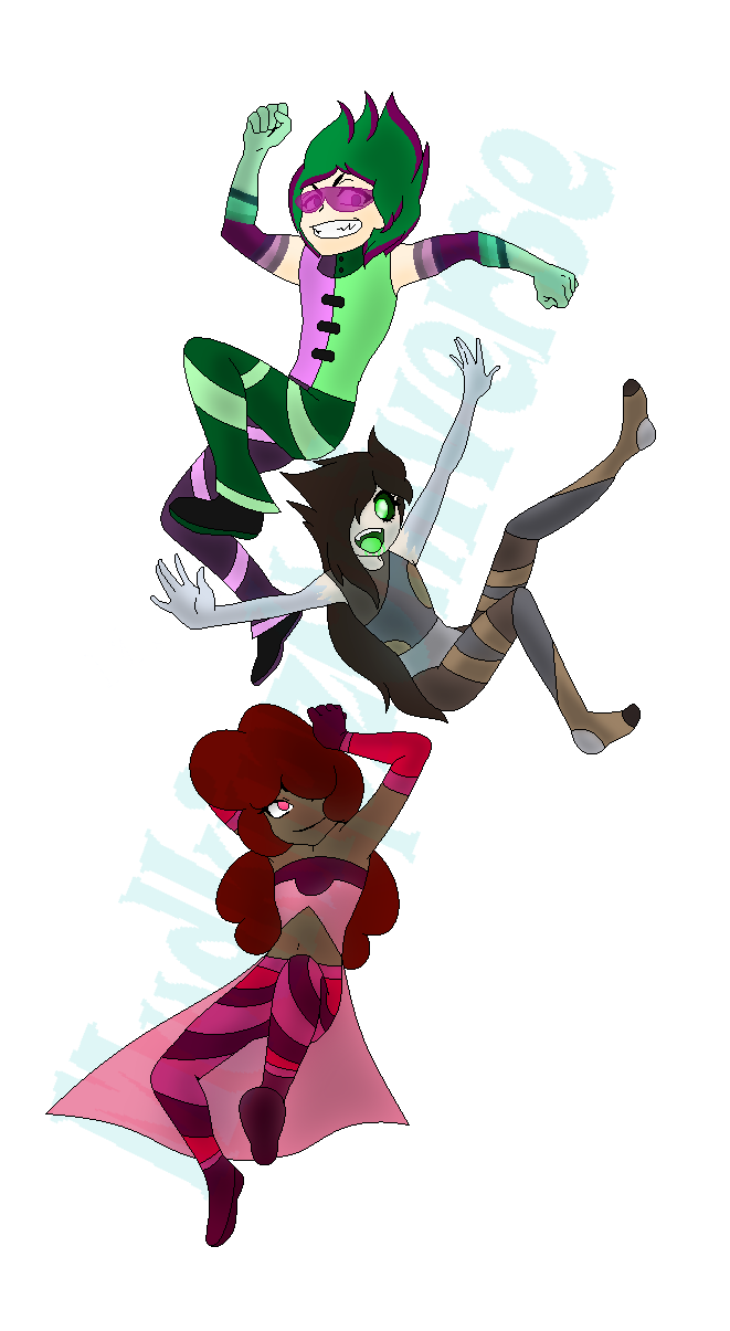 Totally Not Gemsonas I Repurposed by MudkipzUniverse