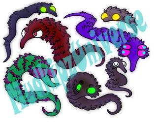 nood doods by MudkipzUniverse