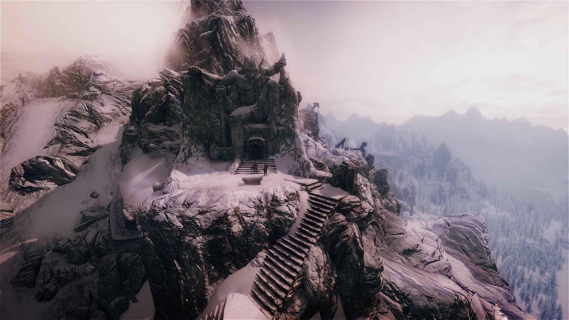 The Elder Scrolls V : Skyrim ! The_shrine_of_mehrunes_dagon_by_lupusmagus-d4lzqjx