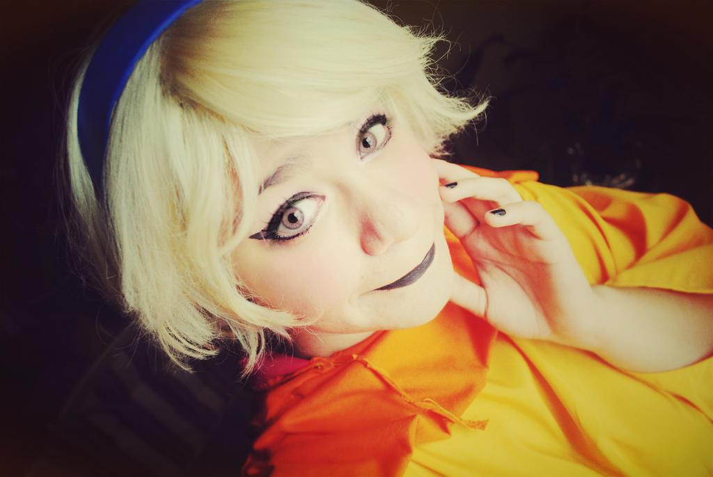 God Tier Rose Lalonde - My very first cosplay :3 2 by DeiNna30stm on DeviantArt