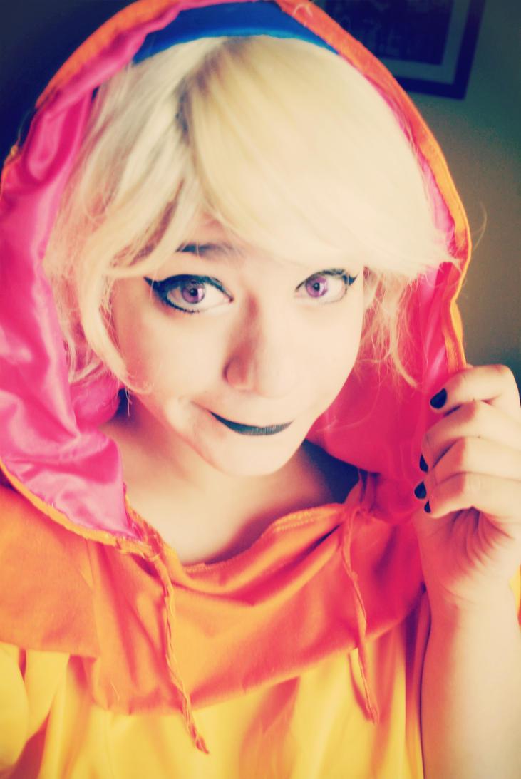 God Tier Rose Lalonde - first cosplay c: by DeiNna30stm on deviantART