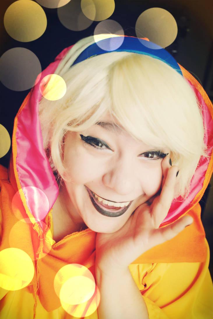 God Tier Rose Lalonde - Smile! by DeiNna30stm on DeviantArt
