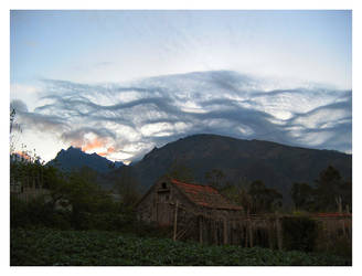 Amazing Sky by rubenv