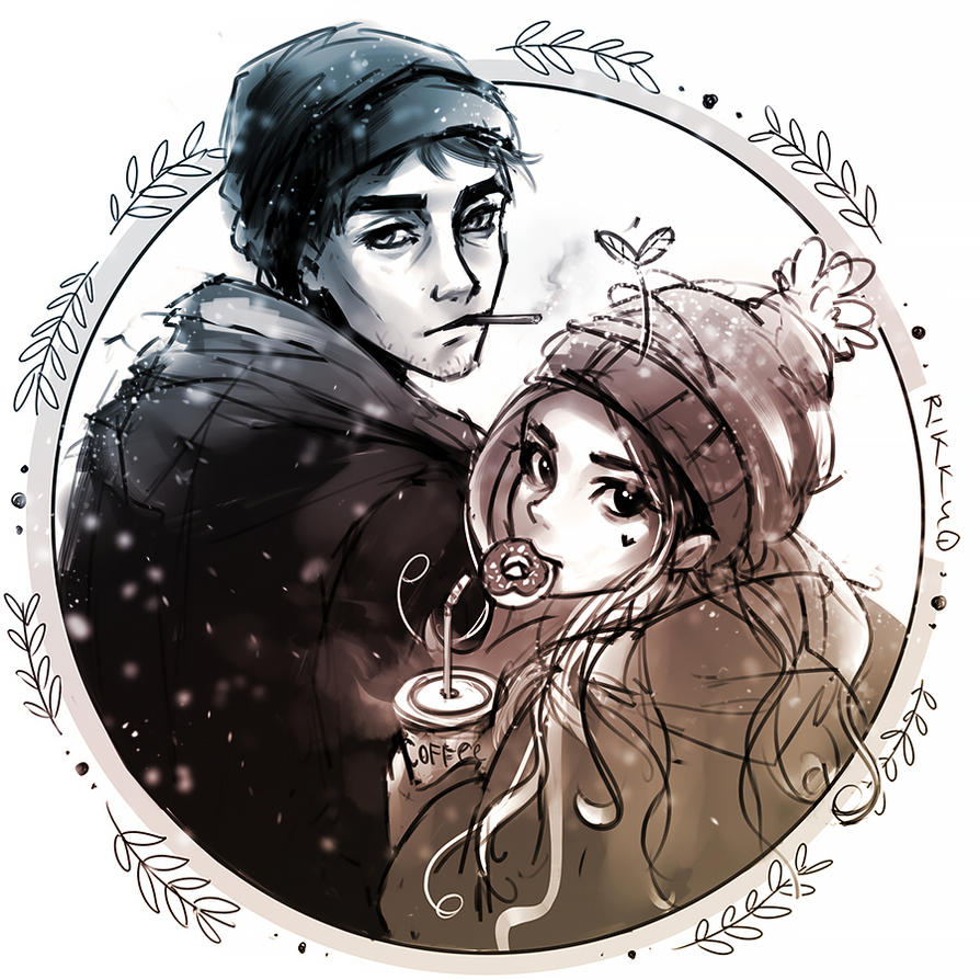 Our winter by RikkuTakedo