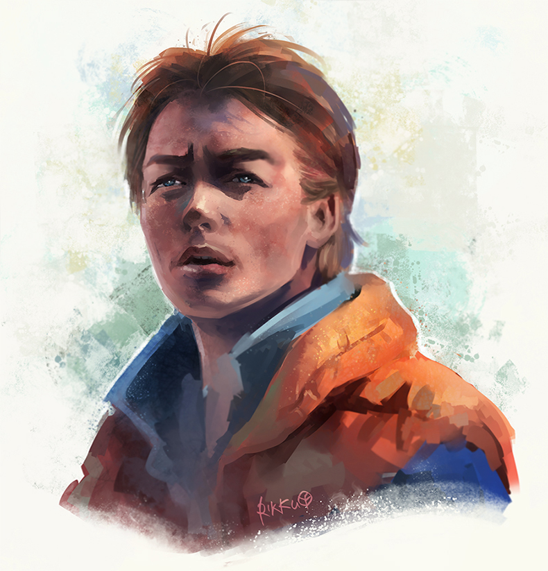 Marty McFly by RikkuTakedo