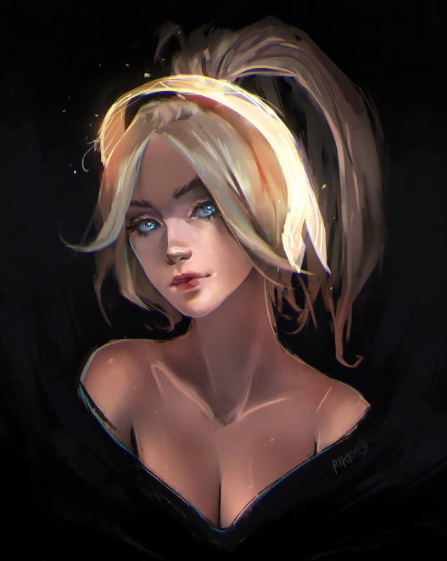 Sweet mercy by RikkuTakedo