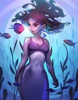 mermaid by Rikku-nyan