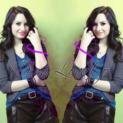 Beauty Demi Lovato by Selenahollywood