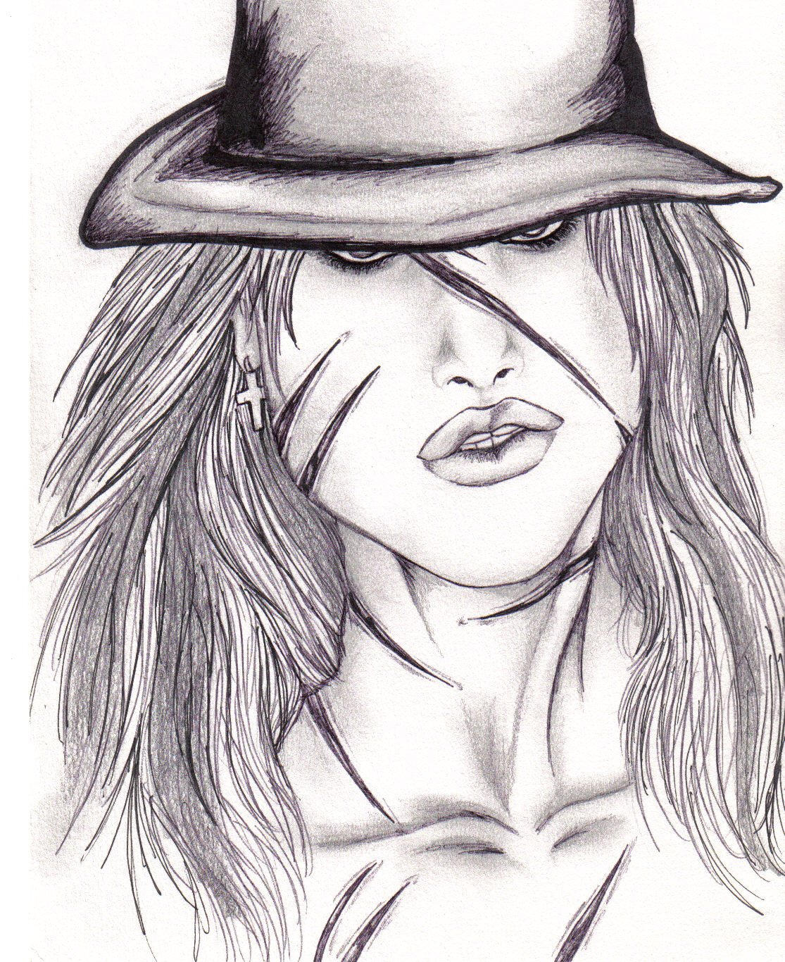 Cute Gangster Love Drawings Pictures to Pin on Pinterest ...