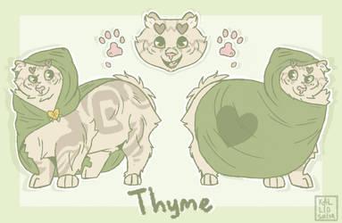 thyme.jpg by salsawa