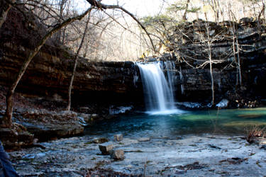 Twin Falls by Nat-photography