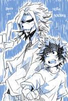 Scrap : Boku no Hero Academia by hangdok
