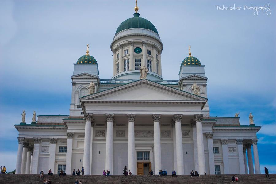Helsinki Cathedral by Yuukon