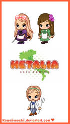 Hetalia Girls - Fantage by Kawaii-Mochii