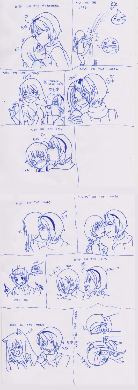 Kiss on O.Cs by Kawaii,Mochii
