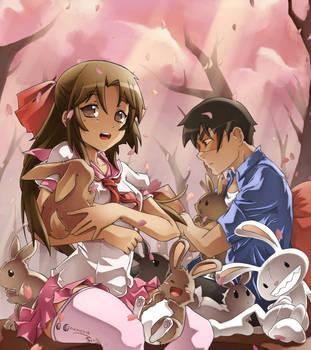 Sitoshi and Shazura by Nemezis40i4