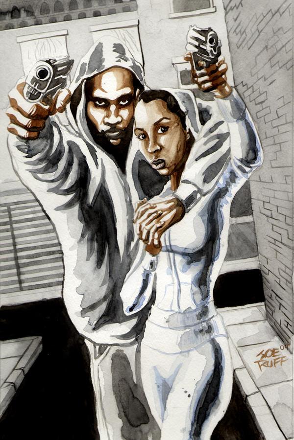 Gangsta Love By JoeRuff