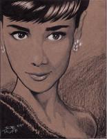 Audrey by JoeRuff