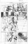 Batman Crucifixion pg. 1.