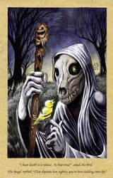 Angel of Death by JoeRuff