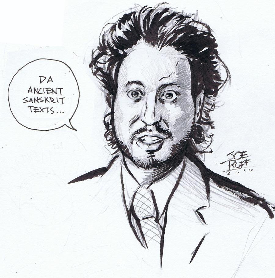 Giorgio Tsoukalos by JoeRuff