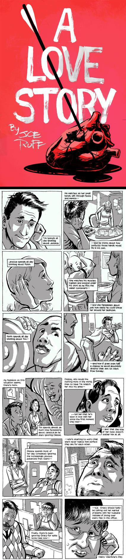 A Love Story by JoeRuff