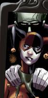 Joker and Harley by JoeRuff