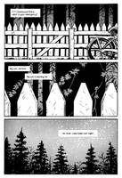 What Lives in The Woods Page 1. by JoeRuff