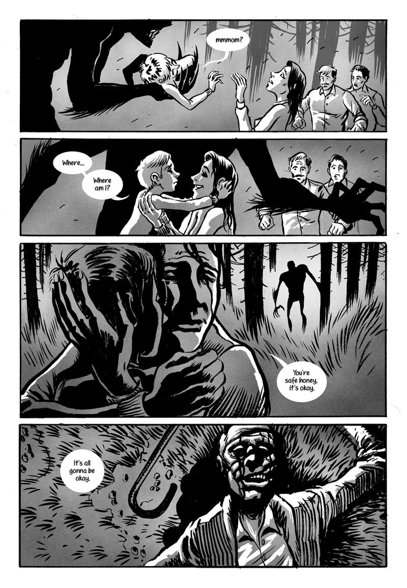 What Lives in The Woods Page 22